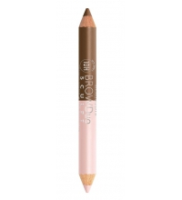 BOURJOIS TOUCH DUO EYE PENCIL BROW 022