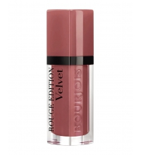 BOURJOIS ROUGE EDITION  VELVET BARRA DE LABIOS 033 BRUN'CROYABLE