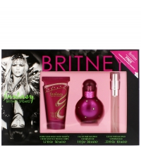 BRITNEY SPEARS FANTASY EDP 30 ML + EDP 10 ML + B/SOUFFLE 50 ML SET REGALO