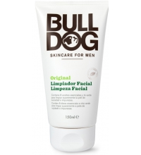 BULLDOG ORIGINAL LIMPIADOR FACIAL 150ML