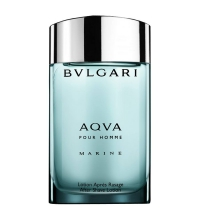 BVLGARI AQVA POUR HOMME MARINE AFTER SHAVE LOTION 100 ML
