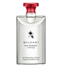 BVLGARI EAU PARFUMEE AU THE ROUGE SHOWER GEL 200 ML