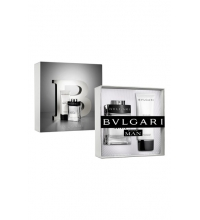 BVLGARI MAN EDT 100 ML + A/S BALM 100 ML SET REGALO