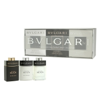 BVLGARI MEN POCKET COLLECTION 3 X 15 ML SET REGALO