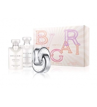 BVLGARI OMNIA CRYSTALLINE EDT 40 ML + S/G 40 ML + B/L 40 ML SET REGALO