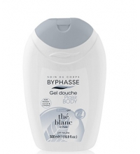 BYPHASSE TE BLANCO GEL DE DUCHA 500ML