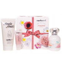 CACHAREL ANAIS ANAIS MY FIRST KISS (EDT 30 ML + B/L 50 ML + GLOSS 7 ML) SET