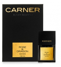 CARNER BARCELONA ROSE & DRAGON EDP 50ML