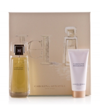 CAROLINA HERRERA EDP 100 ML + B/L 100 ML SET REGALO