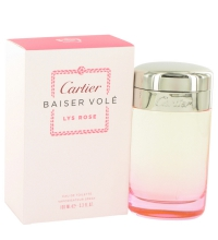CARTIER BAISER VOLE LYS ROSE EDT 50 ML VP.