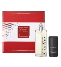 CARTIER DECLARATION EDT 100 ML + DEO STICK 75 ML SET REGALO