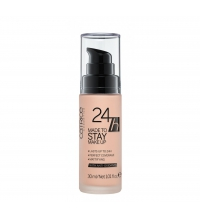 CATRICE 24 H MADE TO STAY MAQUILLAJE 010 NUDE BEIGE  30 ML