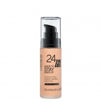 CATRICE 24 H MADE TO STAY MAQUILLAJE 015 VANILLA BEIGE 30 ML