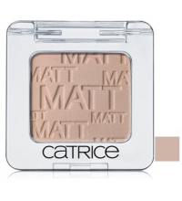 CATRICE SOMBRA DE OJOS ABSOLUTE MONO 870 ON THE TAUPE OF THE MATT EVEREST