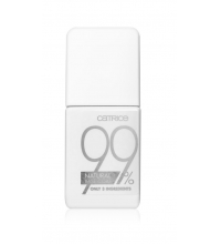 CATRICE BASE ESMALTE UÑAS 99% NATURAL 10.5 ML