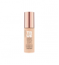 CATRICE BASE MAQUILLAJE TRUE SKIN HYDRATING 015 WARM VANILLA 30 ML