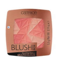 CATRICE BLUSH BOX GLOWING + MULTICOLOUR COLORETE 010 DOLCE VITA