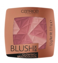 CATRICE BLUSH BOX GLOWING + MULTICOLOUR COLORETE 020 IT´S WINE O´CLOCK