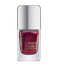 CATRICE ESMALTE DE UÑAS CHROME INFUSION 04 UNEXPECTED RED 10.5 ML