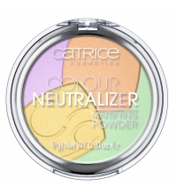 CATRICE COLOUR NEUTRALIZER POLVOS MATIFICANTES 010 NATURAL BALANCE
