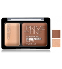 CATRICE PRIME AND FINE PALETA PROFESIONAL PARA CONTORNEAR 020 WARM HARMONY 10G