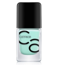 CATRICE ESMALTE DE UÑAS ICONAILS GEL 14 MINT MAP