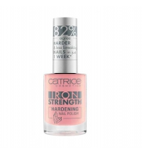 CATRICE IRON STRENGHT ESMALTE ENDURECEDOR 03 LOVELY ROSE QUARTZ