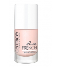 CATRICE ESMALTE DE UÑAS PURE FRENCH 02 APRICOUTURE ON THE FRENCHWALK 10ML