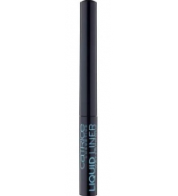 CATRICE EYELINER LIQUIDO 010 BLACK WATERPROOF 1.7 ML.