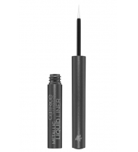 CATRICE EYELINER METALLIC LIQUID 02 I'M GOING GREY-ZY 1.7ML