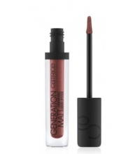 CATRICE GENERATION MATT COMFORTABLE BARRA LABIOS LIQUIDA 020 THE METALIST