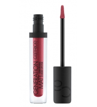 CATRICE GENERATION MATT COMFORTABLE BARRA LABIOS LIQUIDA 030 EXOTIC REBEL