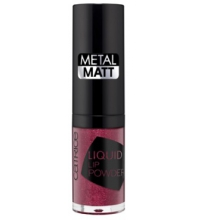 CATRICE LIP LIQUID POWDER METAL MATT 040 BLOGGER'S FAVOURITE