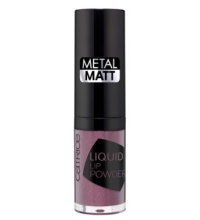 CATRICE LIP LIQUID POWDER METAL MATT 050  LET'S MAUVE TO SAN FRANCISCO