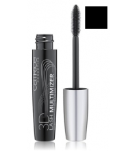 CATRICE MÁSCARA 3D LASH MULTIMIZER EFFECT 010 NEGRO INTENSO 11 ML