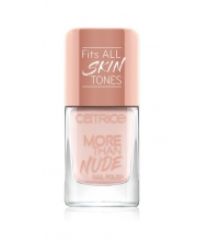 CATRICE MORE THAN NUDE ESMALTE UÑAS 06 ROSE ARE ROSY