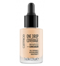 CATRICE ONE DROP COVERAGE CORRECTOR 005 LIGHT NATURAL