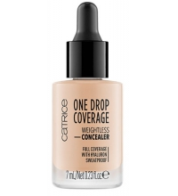 CATRICE ONE DROP COVERAGE CORRECTOR 010 LIGHT BEIGE