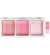 CATRICE PALETA DE COLORETES BLUSH ARTIST SHADING 030 ROCK´N´ROSE 10 G