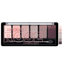 CATRICE PALETA DE SOMBRAS ABSOLUTE ROSE 010 FRANKIE ROSE TO HOLLYWOOD