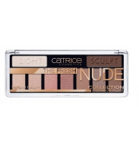CATRICE PALETA SOMBRAS THE FRESH NUDE COLLECTION 10 NEWLY NUDE