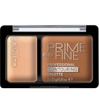 CATRICE PRIME AND FINE PALETA PROFESIONAL PARA CONTORNEAR 030 SUNNY SYMPATHY 10G