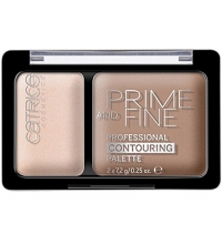 CATRICE PRIME AND FINE PALETA PROFESIONAL PARA CONTORNEAR 010 ASHY RADIANCE 10G
