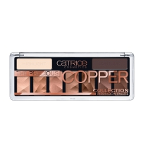 CATRICE THE PRECIOUS COPPER COLLECTION PALETTE PALETA SOMBRA OJOS 010 METALLUX