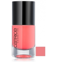CATRICE ULTIMATE NAIL LACQUER ESMALTE DE UÑAS 20 MEET ME AT CORAL ISLAND 10 ML