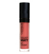CATRICE VELVET MATT LIP CREAM 020 ROSE YOUR VOICE!