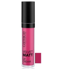 CATRICE VELVET MATT LIP CREAM 050 BROOKLYN PINK-STER