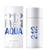 CAROLINA HERRERA 212 MEN AQUA EDT 100ML VP.