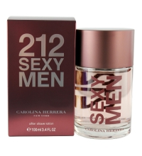 CAROLINA HERRERA 212 SEXY MEN A/S LOTION 100 ML