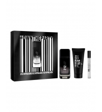CAROLINA HERRERA 212 VIP BLACK EDP 100 ML + SG 100 + MINI 10 ML